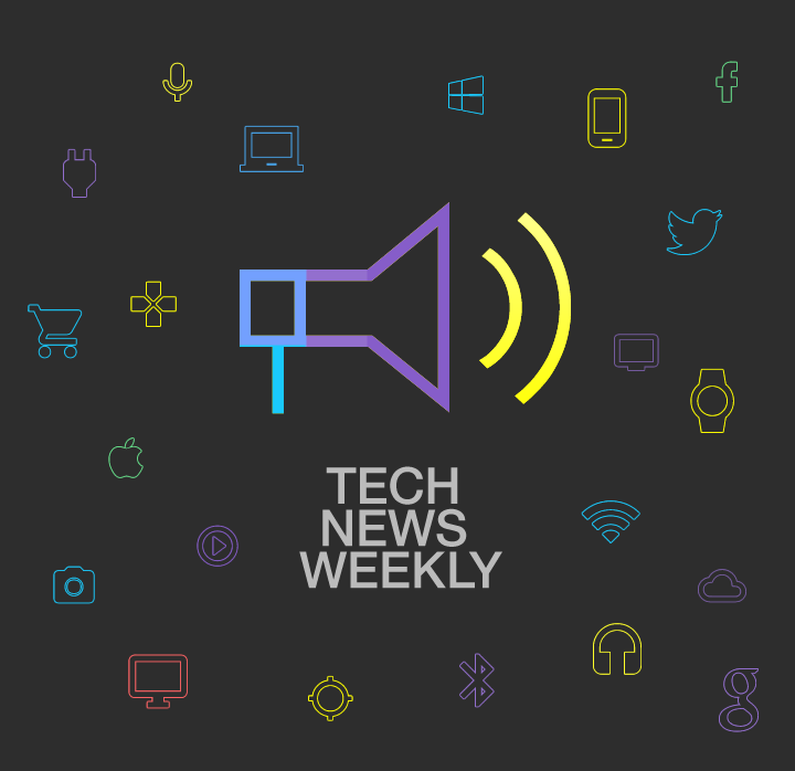 Weekly Tech News Roundup - Apr 26 2016